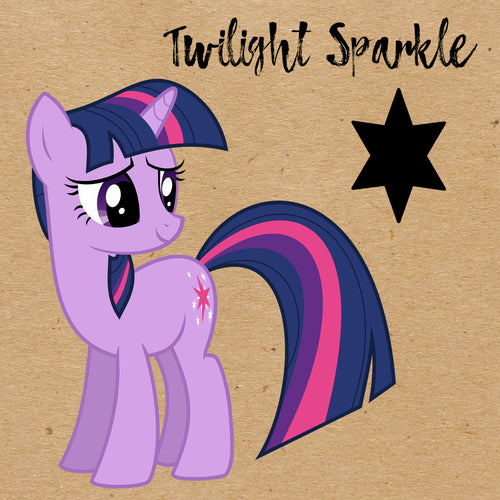 My Little Pony - Twilight Sparkle Necklace (Limited Edition)