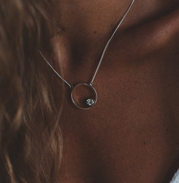 Sphere Necklace - Island Soul Silver Jewelry from Bali