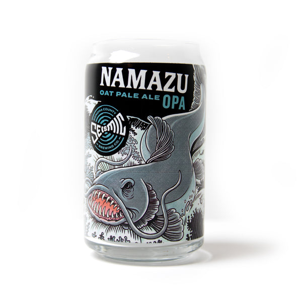 Namazu Can Glass