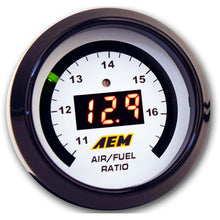 AEM Digital UEGO Wideband Air Fuel Ratio Gauge Accurate to 0.1 AFR