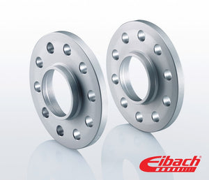 Eibach Pro-Spacer System - 15mm Spacer / 4x98 Bolt Pattern / Hub Center 58 for 12-18 Fiat 500 1.4L