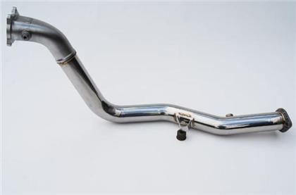 Invidia 02-07 WRX/STi Bell Mouth Downpipe w/ 2 OS Bungs For Tuning or Plug In