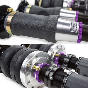 D2 Racing Air Struts - Honda