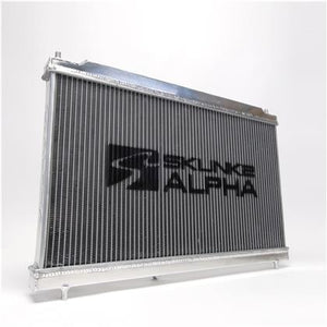 Skunk2 Alpha Series 06-11 Honda Civic SI Radiator (Dual Core)