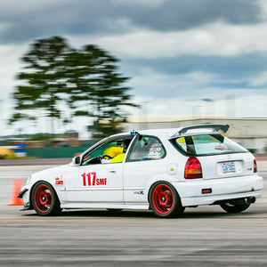D2 Racing RS Series Coilovers - Honda