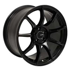 Enkei TS9 18x8.5 5x100 40mm Offset 72.6mm Bore Black