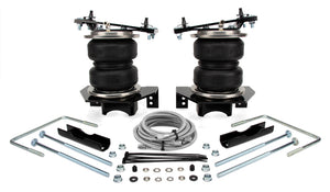 Air Lift Loadlifter 5000 Ultimate Plus w/ Stainless Steel Air Lines 2020 Ford F-250 F-350 4WD SRW