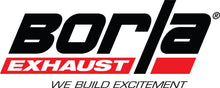 Borla 13-15 Subaru BRZ/Scion FR-S 2.0L 4Cyl RWD Single Split Rr Exit Touring Exh Rear Section Only