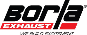 Borla 14-16 Audi A3 Quattro 2.0L Turbo AT/MT RWD 4DR S-Type Cat-Back Exhaust Single Split Rear Exit