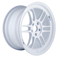 Enkei RPF1 18x9.5 5x114.3 38mm Offset 73mm Center Bore Vanquish White Wheel (Special Order/ MOQ 40*)