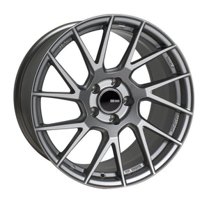 Enkei TM7 18x9.5 5x114.3 38mm Offset 72.6mm Bore Storm Gray Wheel