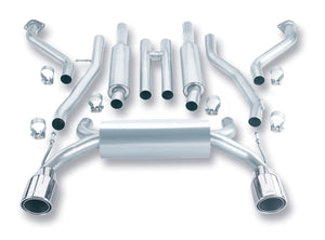 Borla 03-08 350Z True Dual Cat-Back Exhaust 2BOXES