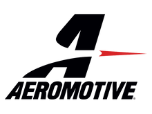 Aeromotive In-Line Filter - (AN -10 Male) 40 Micron Stainless Mesh Element Bright Dip Black Finish