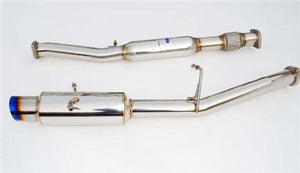 Invidia 02-07 WRX/STi 76mm N1 REGULAR Titanium Tip Cat-back Exhaust