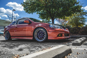 D2 Racing RS Series Coilovers Acura