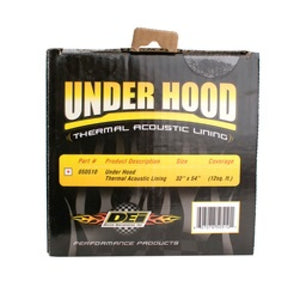 DEI Under Hood Thermal Acoustic Lining 32in x 54in - 12 sq Ft - (DEI Retail package)