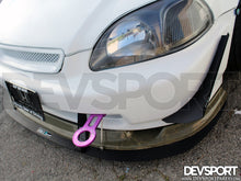 DevSport Front Bumper Canards - V1 (1996-2000 Honda Civic)