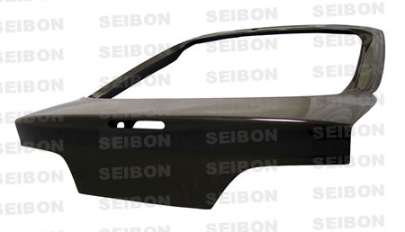 OEM-STYLE CARBON FIBER TRUNK LID FOR 2002-2006 ACURA RSX/Type S