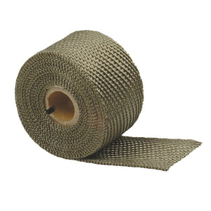 DEI Exhaust Wrap 2in x 25ft - Titanium