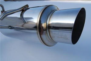 Invidia 12 Scion FRS/BRZ 60mm N1 Polish Tip Cat- Back Exhaust