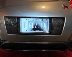 APR Performance License Plate Backing