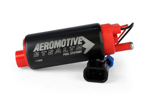 Aeromotive 340 Series Stealth In-Tank E85 Fuel Pump - Center Inlet - Offset (GM applications)