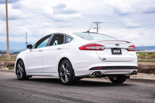 Borla 2017+ Ford Fusion Sport 2.7L Turbo AT AWD S-Type Axle Back Exhaust