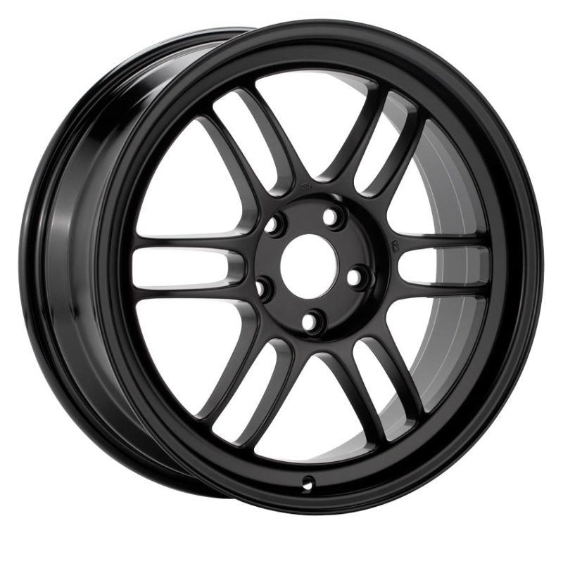 Enkei RPF1 17x9 5x100 45mm Offset Black Wheel