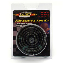 DEI Fire Sleeve and Tape Kit 3/8in I.D. x 3ft