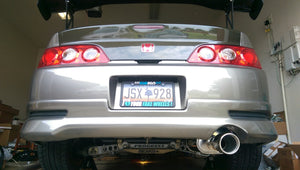 Invidia 01-06 Acura RSX DC5 Type-S Q300 Cat-back Exhaust