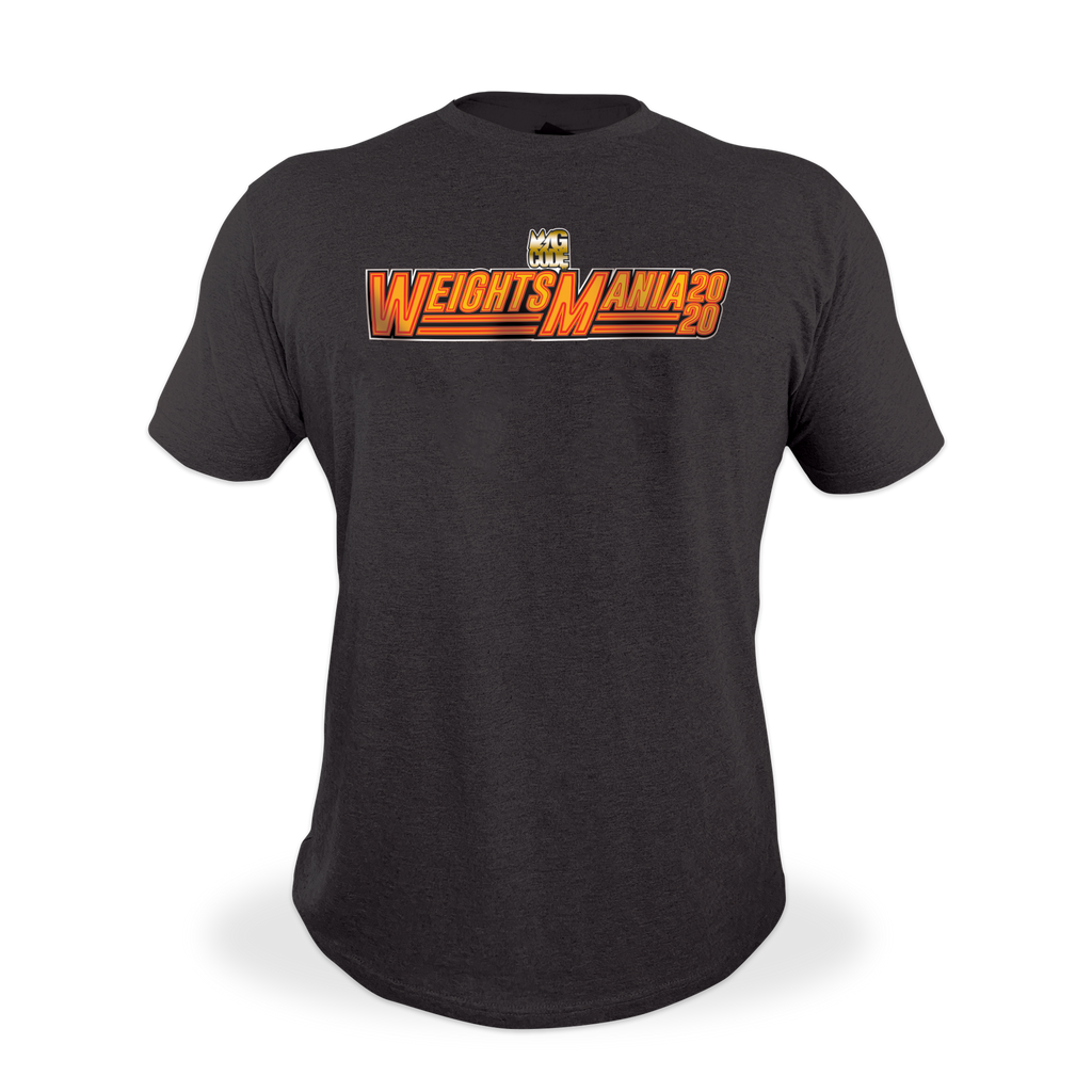 "WEIGHTSMANIA 2020 ""Super Slam"" Shirt"