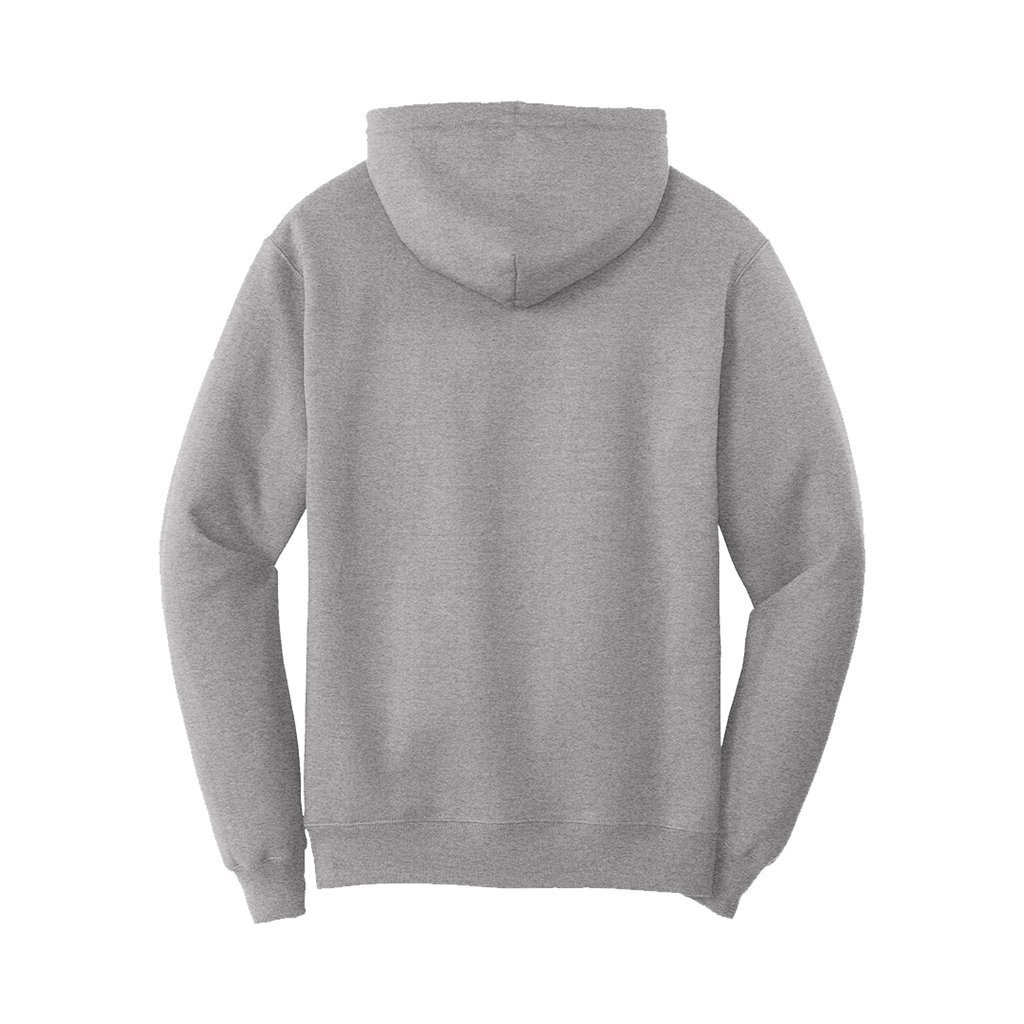GCode Cool Grey Heather Logo Hoodie