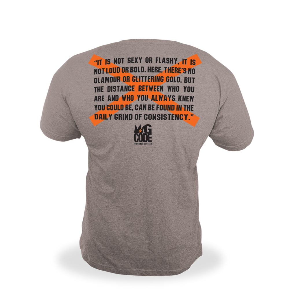 The #40Daysx40Nights 2021 Consistency Shirt