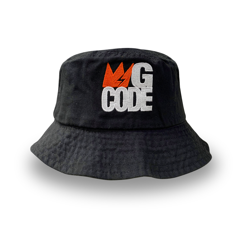 GCode Bucket Hat