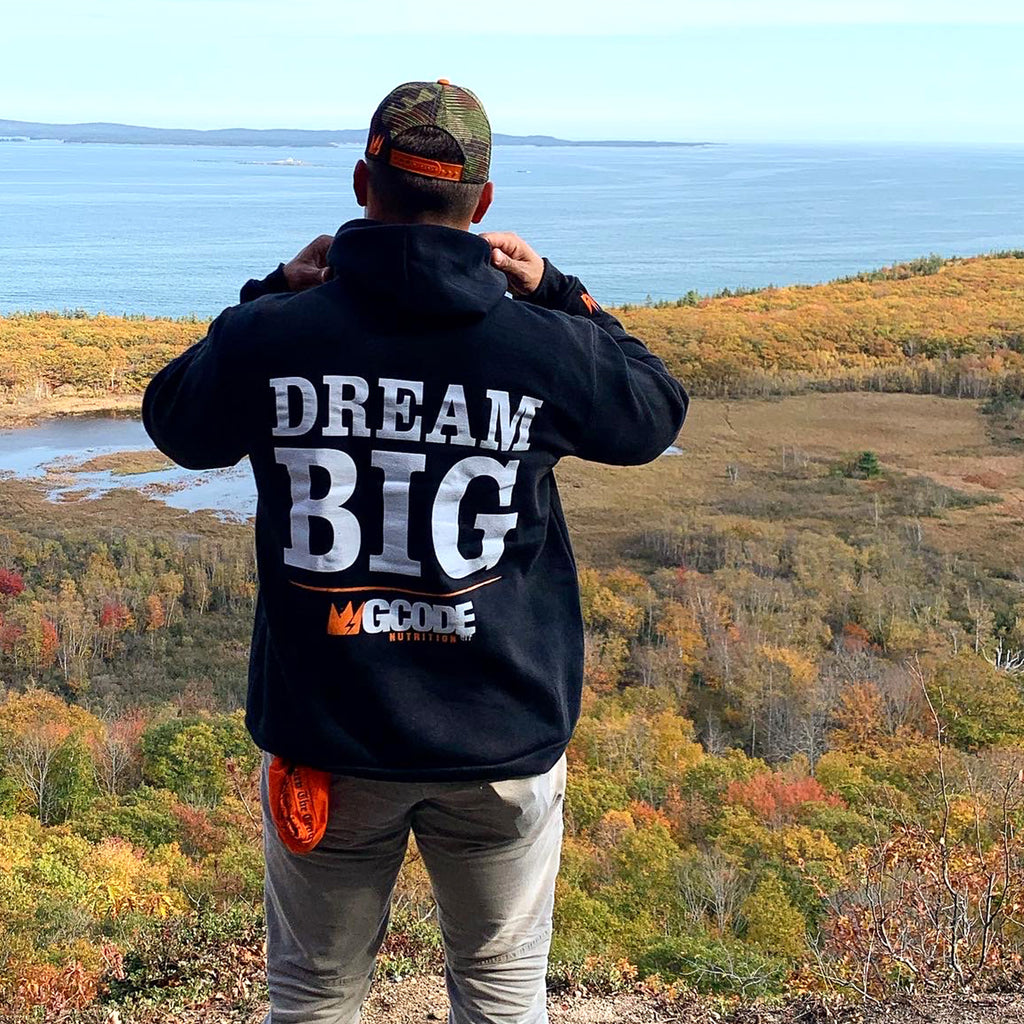 "Black Hoodie Season ""DREAM BIG"" Bundle"