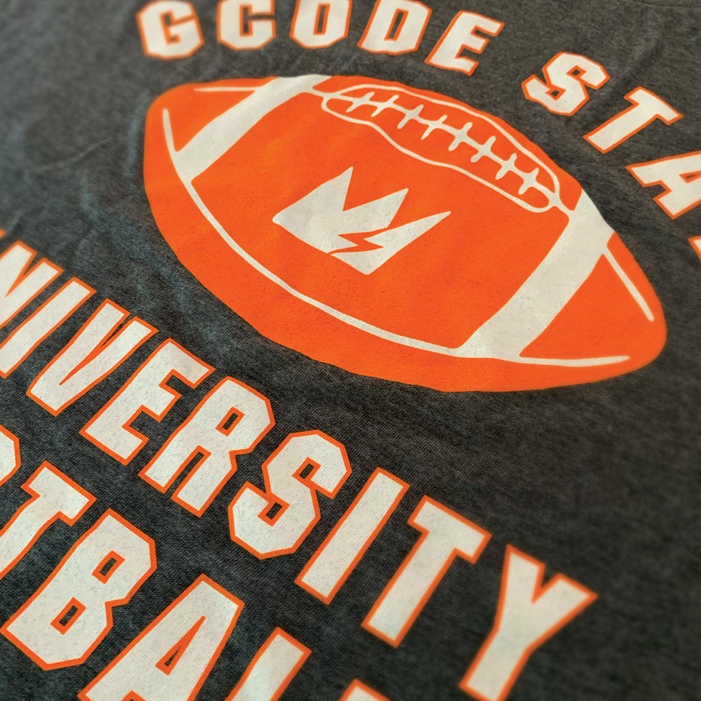 GCode State Football Shirt