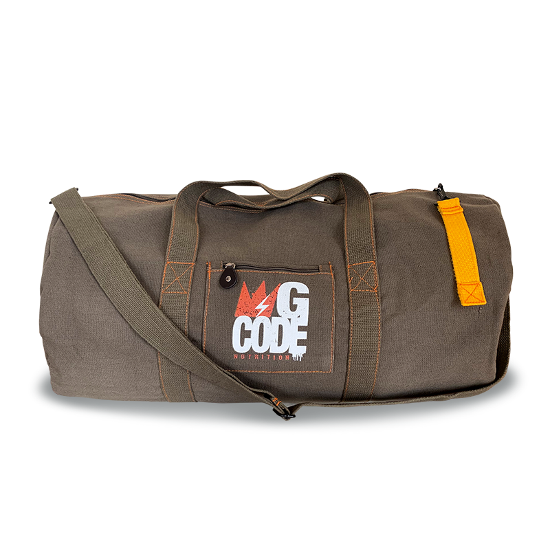 The Militant XL Duffle Bag