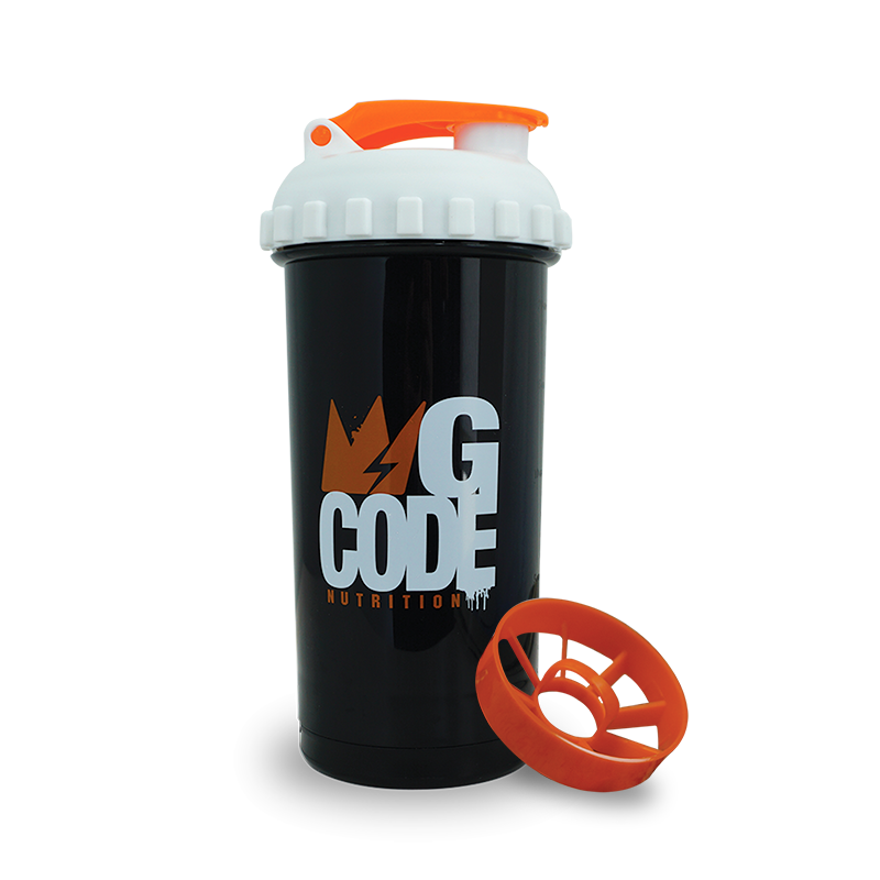 GCode Stash Box Shaker Cup