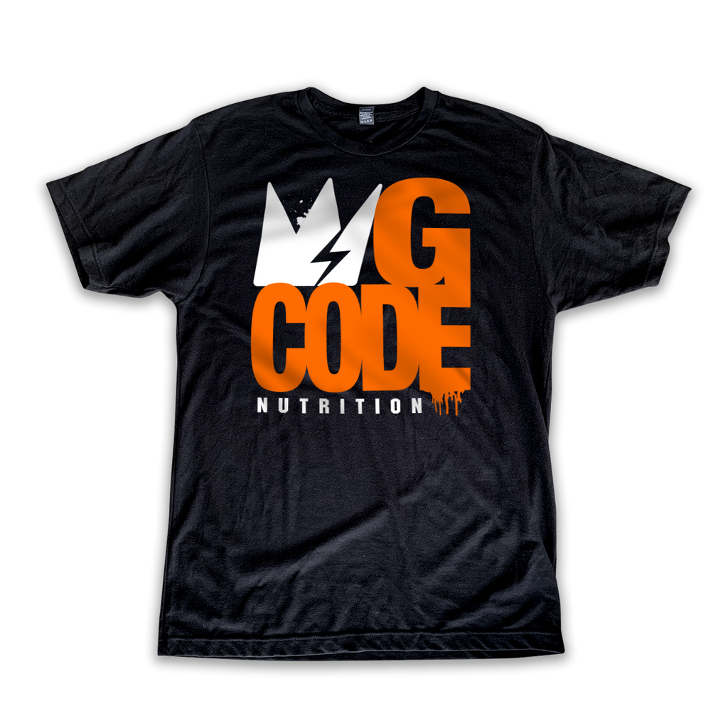 GCode Logo Shirt 2.0 (Black)