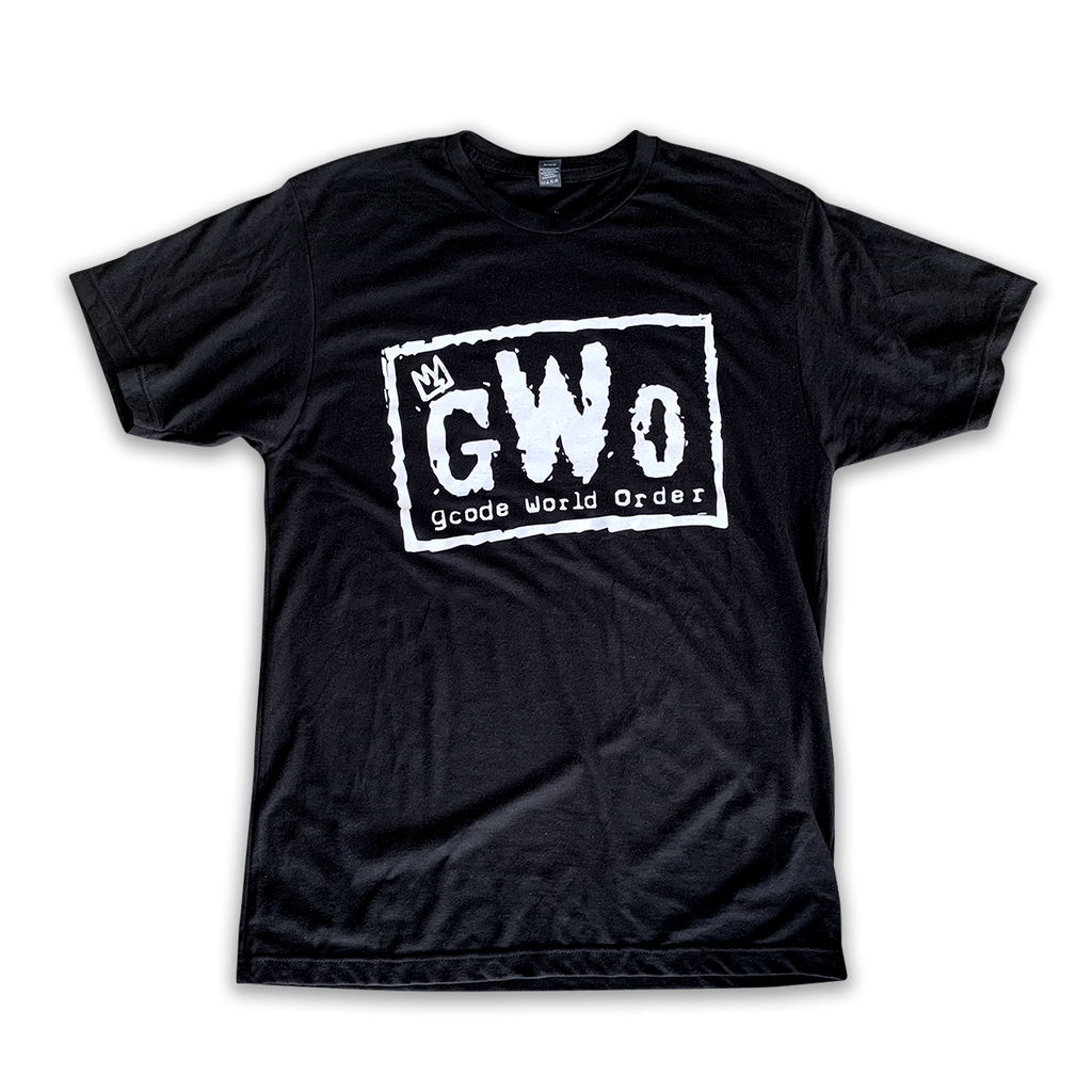 GCode World Order Shirt