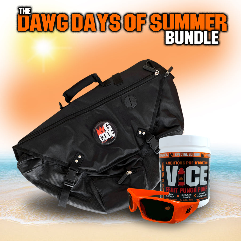 "The ""Dawg Days of Summer"" Bundle"