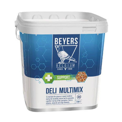 Beyers Deli Multi Mix Mineral and Grit - New York Bird Supply