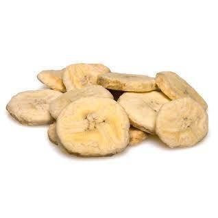 Banana Chips - New York Bird Supply