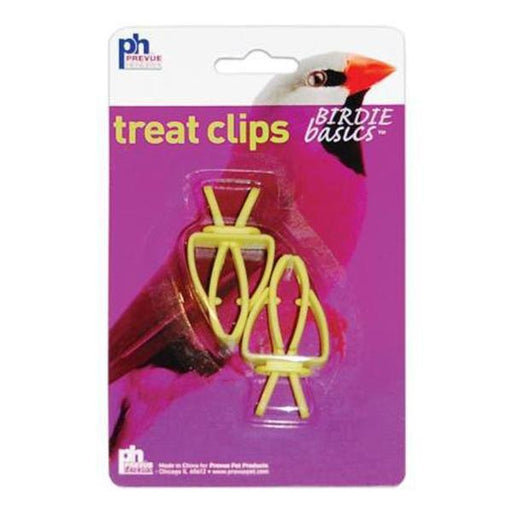 Birdie Basics Treat Clips - New York Bird Supply
