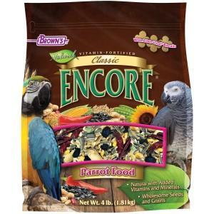 Browns Encore Classic Natural Parrot Food - New York Bird Supply