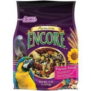 Browns Encore Premium Parrot Food - New York Bird Supply