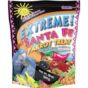Browns Extreme Spicy Santa Fe Parrot Treat - New York Bird Supply