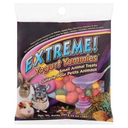 Brown's Extreme! Yogurt Yummies Small Animal Treats - New York Bird Supply
