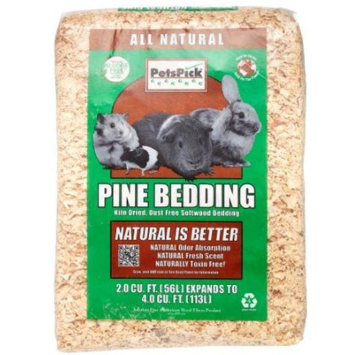 Brown's Press-Packed Bedding - New York Bird Supply
