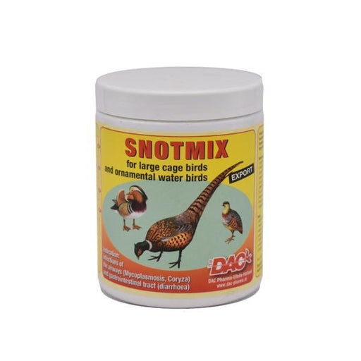 Dac Snotmix 200g - New York Bird Supply